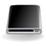 Filesystems-hd2-black icon