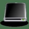 Filesystems-hd2-black icon