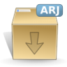Mimetypes-arj icon