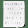 Mimetypes-binary icon