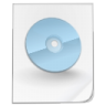 Mimetypes-cd-track icon