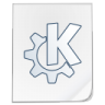 Mimetypes-mime-koffice icon