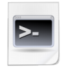 Mimetypes-shell-script icon