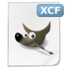 Mimetypes-xcf icon
