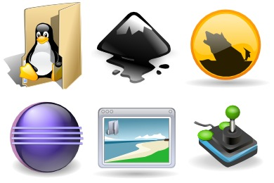 NuoveXT Icons