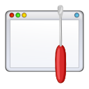 Actions properties icon