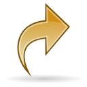 Arrow-redo icon