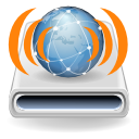 Devices network wireless icon