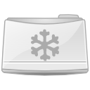 Folder SnowIsh icon