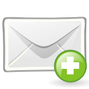 Mail new icon