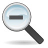Actions-zoom-out icon