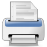 Apps-printer icon