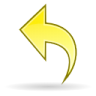 Arrow-undo icon