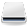 Devices-drive-harddisk icon
