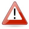 Dialog-warning icon