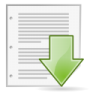 Document-save icon