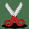 Edit-Cut icon