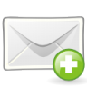Mail-new icon