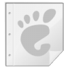 Mimetypes-gnome-mime-application icon