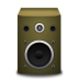 Speaker-orange icon