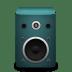 Speaker-turquoise icon