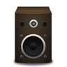 Speaker-brown icon