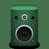 Speaker-green icon