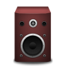 Speaker-red icon