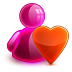 Love-girl icon