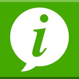 Apps gnome info icon