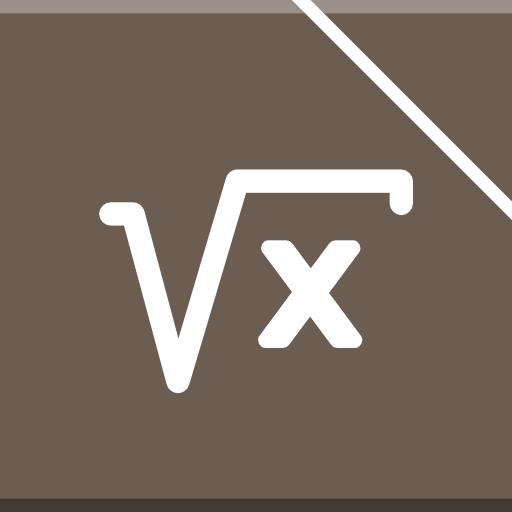 Apps libreoffice math icon
