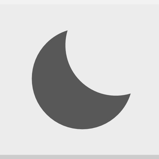 Apps sleep icon