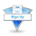 Signup icon