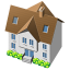 http://icons.iconarchive.com/icons/seanau/3d-house/64/Home-icon.png