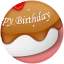 Happy-Birthday-Cake icon