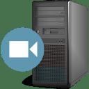 Server video icon