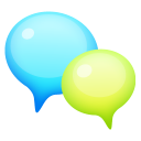Support Bubble 3 icon