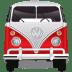 Volkswagen-Bulli-Bus icon