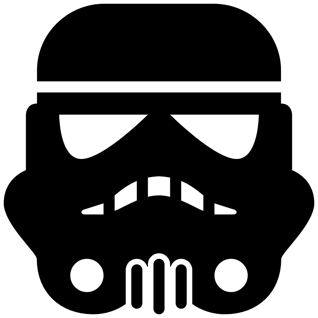 Stormtrooper Icon | Free Star Wars Iconset | Sensible World