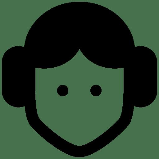 Leia icon