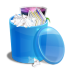 http://icons.iconarchive.com/icons/shek0101/blue/72/blue-recycle-bin-icon.png