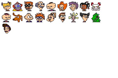 Rugrats Iconset (19 icons) | S  Miller