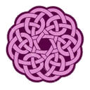 mauveknot 1 icon
