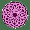 Mauveknot 1 icon