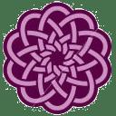 mauveknot 6 icon