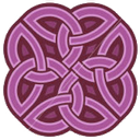 mauveknot 8 icon