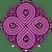 Mauveknot 2 icon
