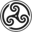 Grey-Wheeled-Triskelion-2 icon