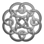 Grey-circleknot icon