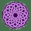 Purpleknot 1 icon